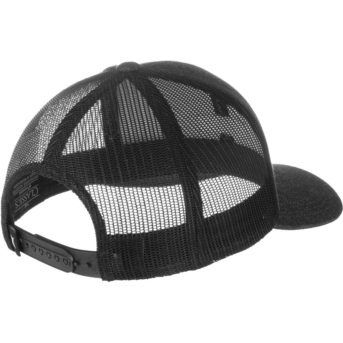 buy popular 78491 8d32d ... new zealand lyst hurley el morro trucker hat in black for men dfd85  79ece