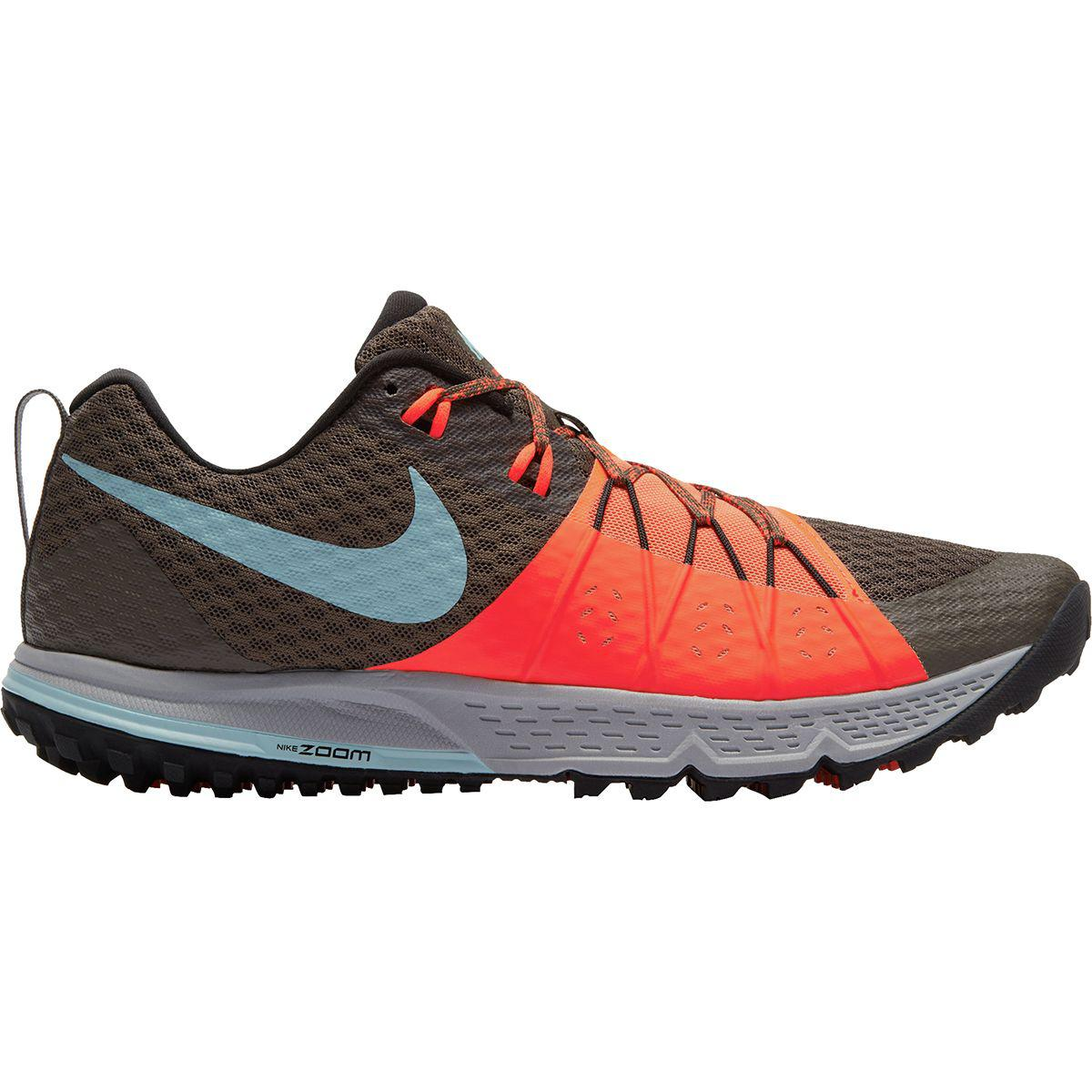7be37a31d4276 Lyst - Nike Air Zoom Wildhorse 4 Trail Running Shoe for Men