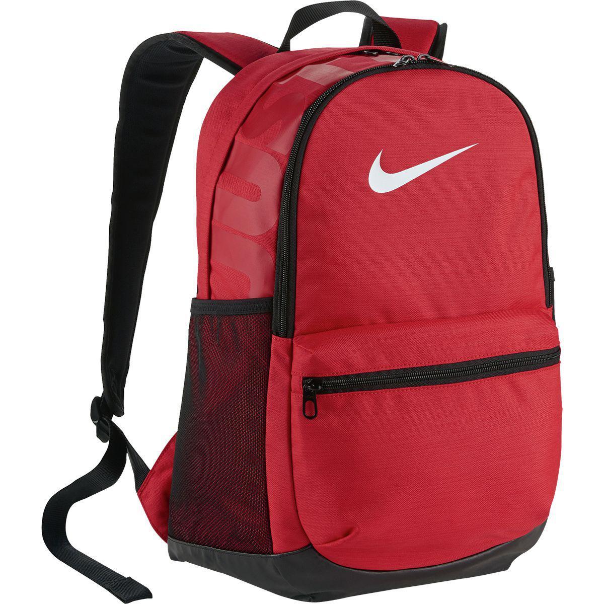 e6cc1d2950 Lyst - Nike Brasilia Medium Backpack in Red for Men