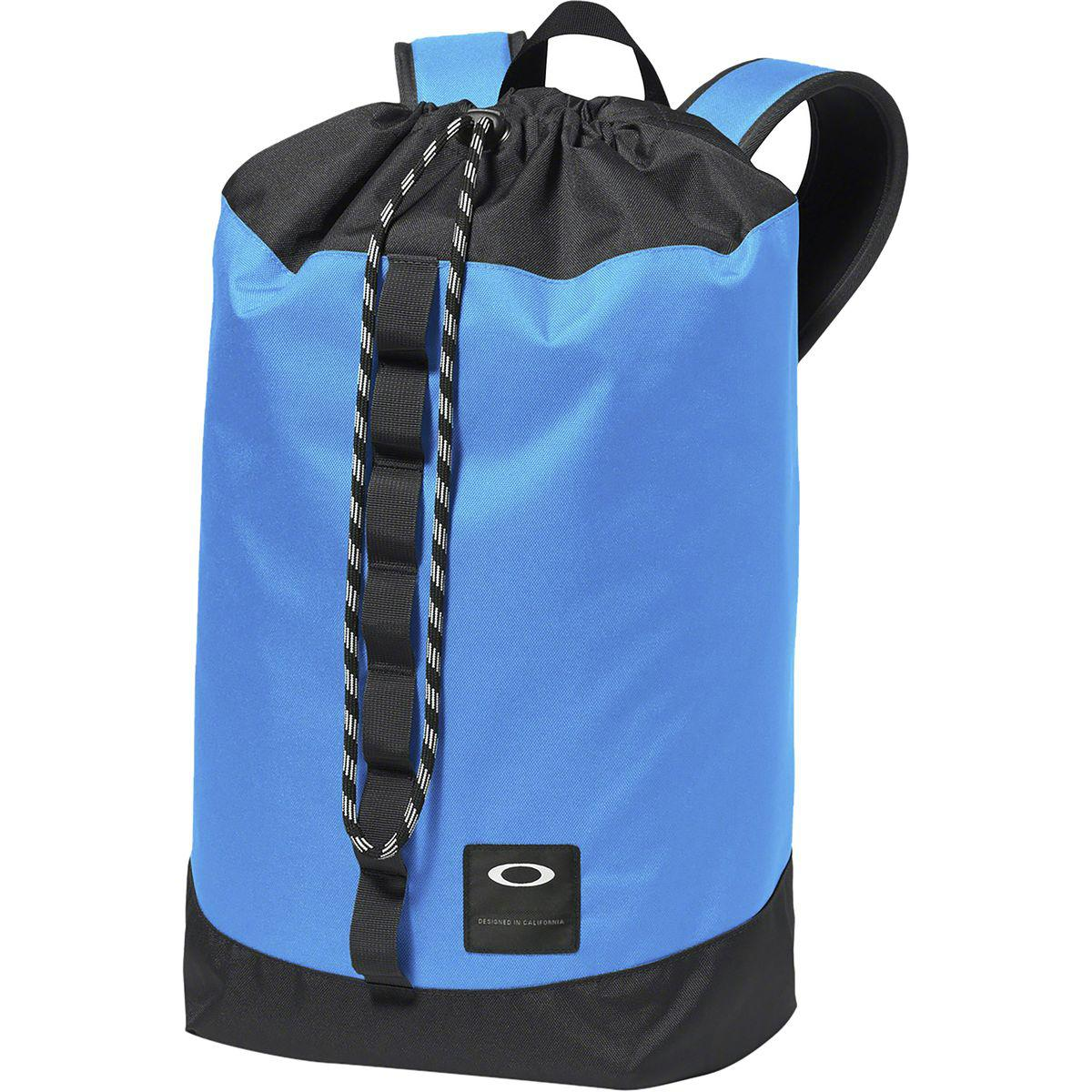 a5e971c3d0 Lyst - Oakley Holbrook 23l Cinch Backpack in Blue