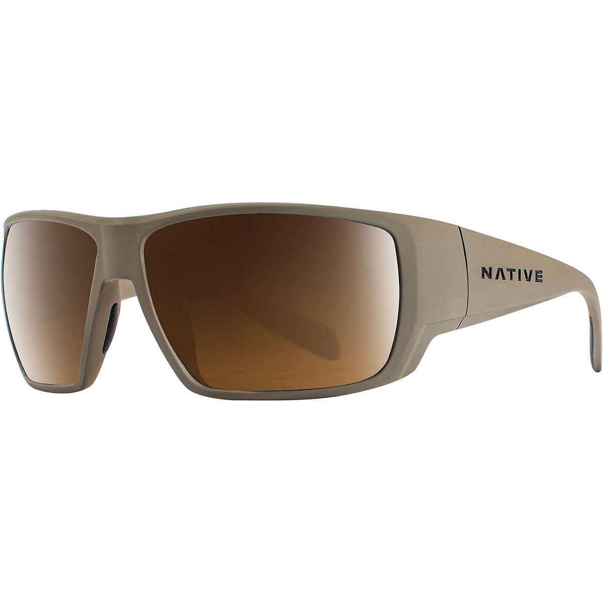 8fb46abadac Lyst - Native Eyewear Sightcaster Polarized Sunglasses in Brown for Men