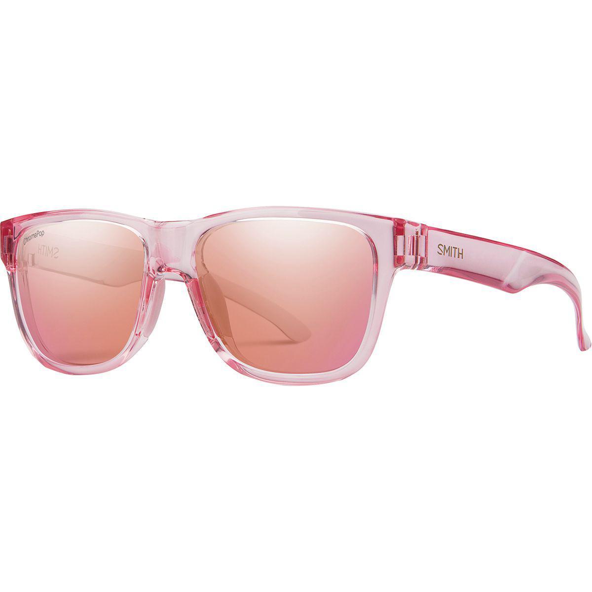a5625c6a0a Smith - Pink Lowdown Slim 2 Chromapop Sunglasses for Men - Lyst. View  fullscreen
