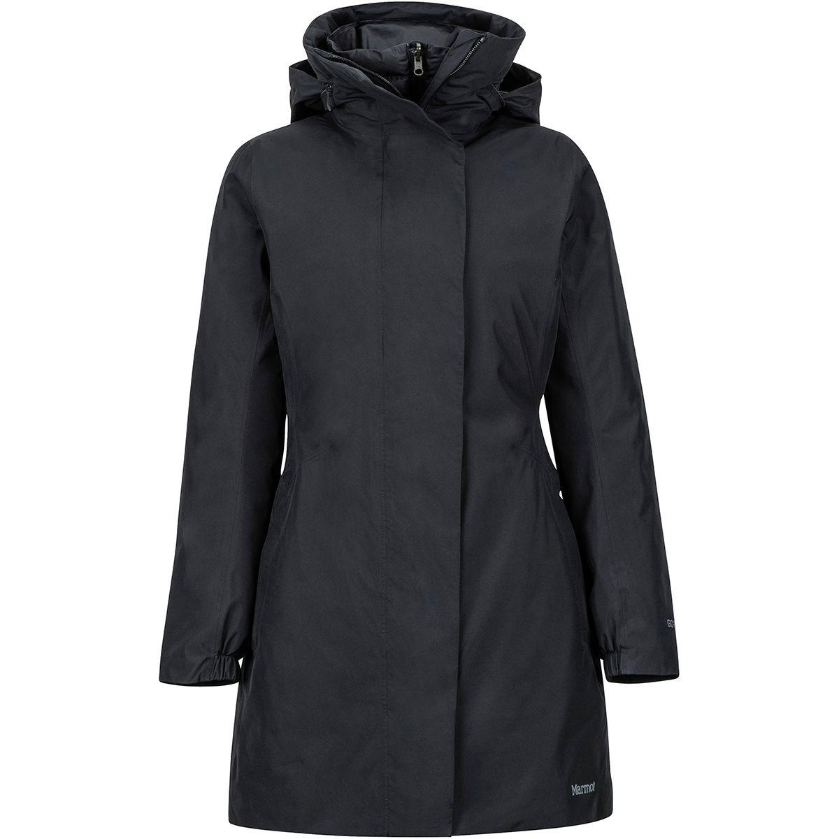 a28f59c4fe9 Lyst - Marmot West Side Comp Jacket in Black - Save 50%