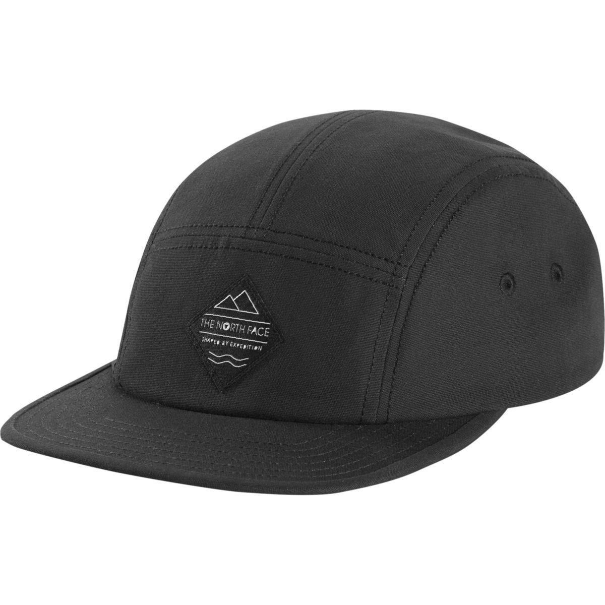Lyst - The North Face Five Panel Ball Cap in Black for Men ca29e8f58a9
