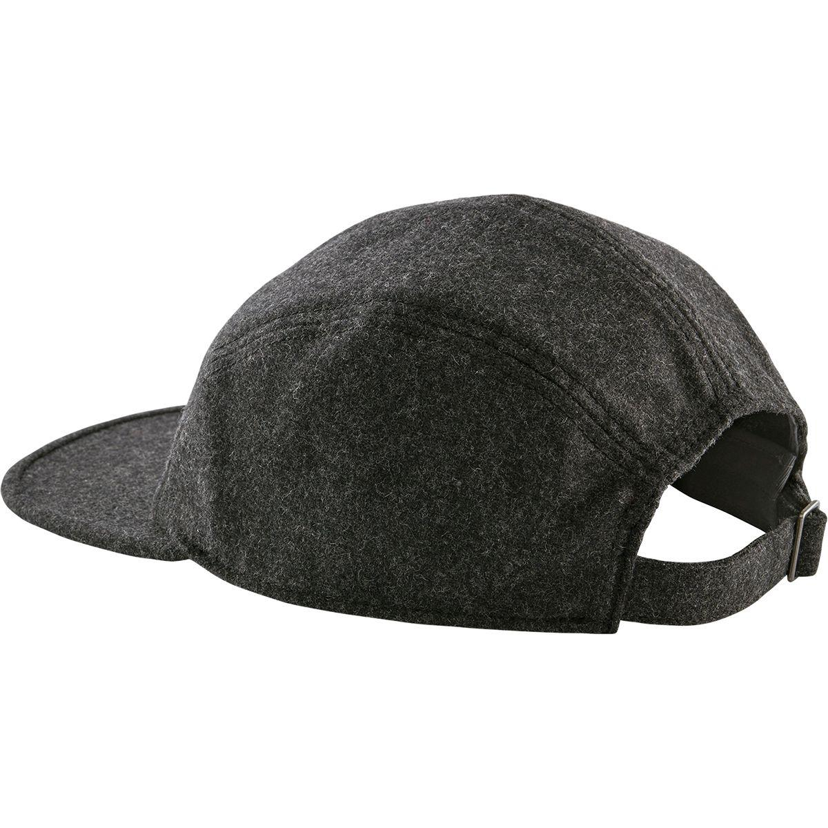 091a076e Patagonia - Gray Recycled Wool Cap for Men - Lyst. View fullscreen