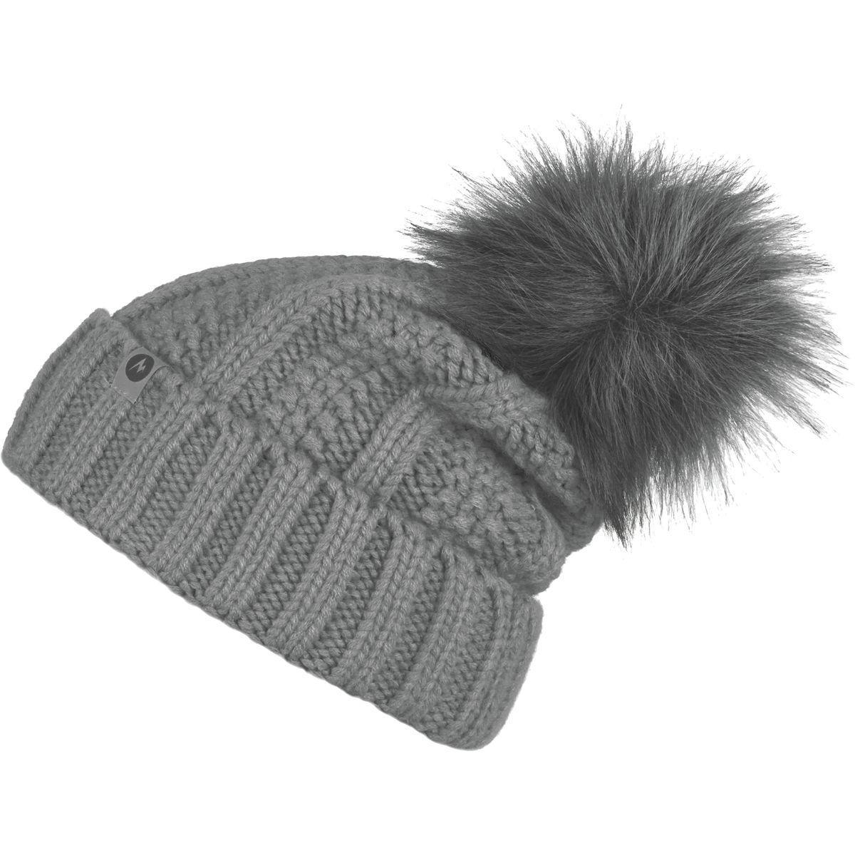 00c6885bdc9 Lyst marmot bronx pom beanie in gray jpg 1200x1200 Marmot beanie gray