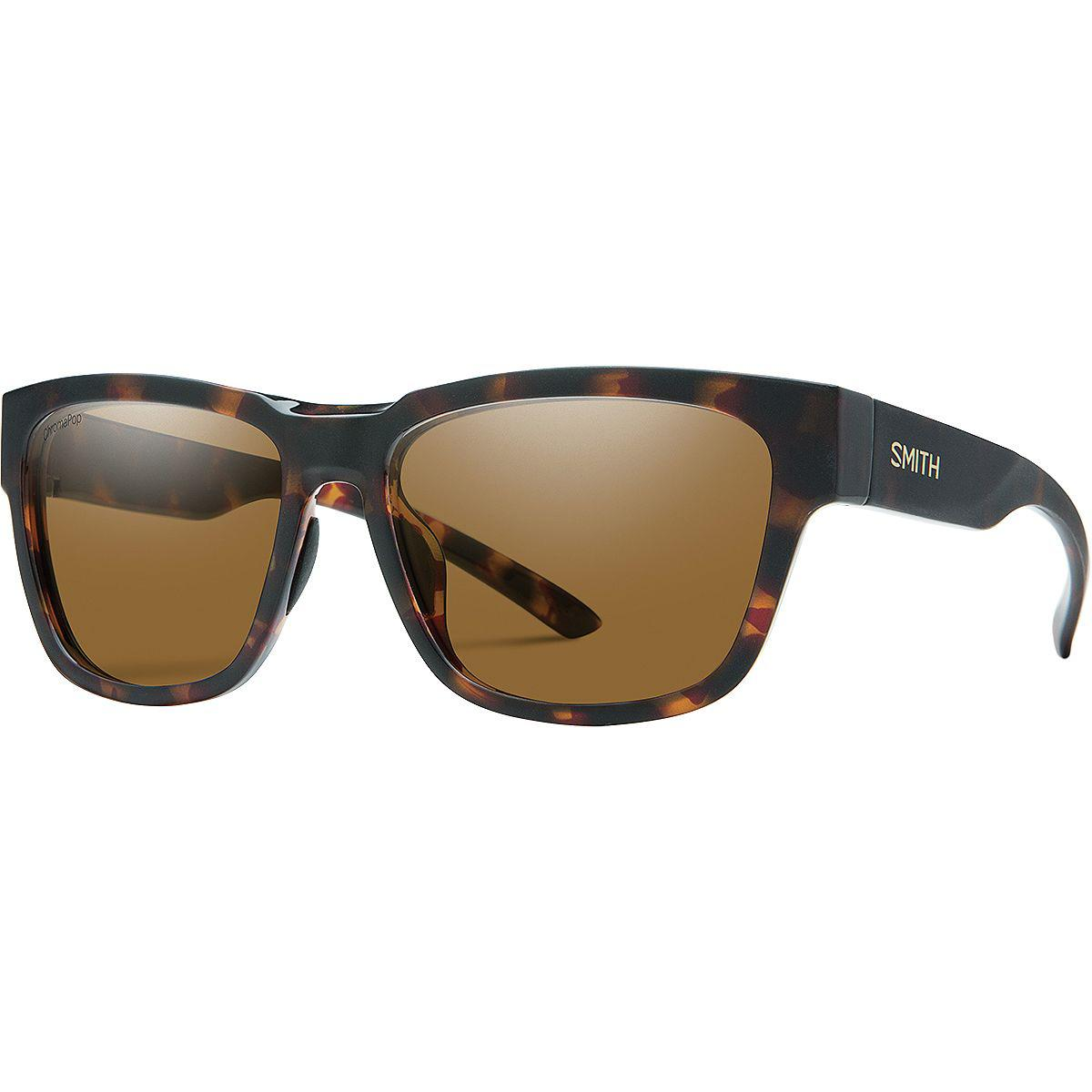 8ed6e6ab38b2 Smith - Brown Lowdown 2 Chromapop Polarized Sunglasses for Men - Lyst. View  fullscreen