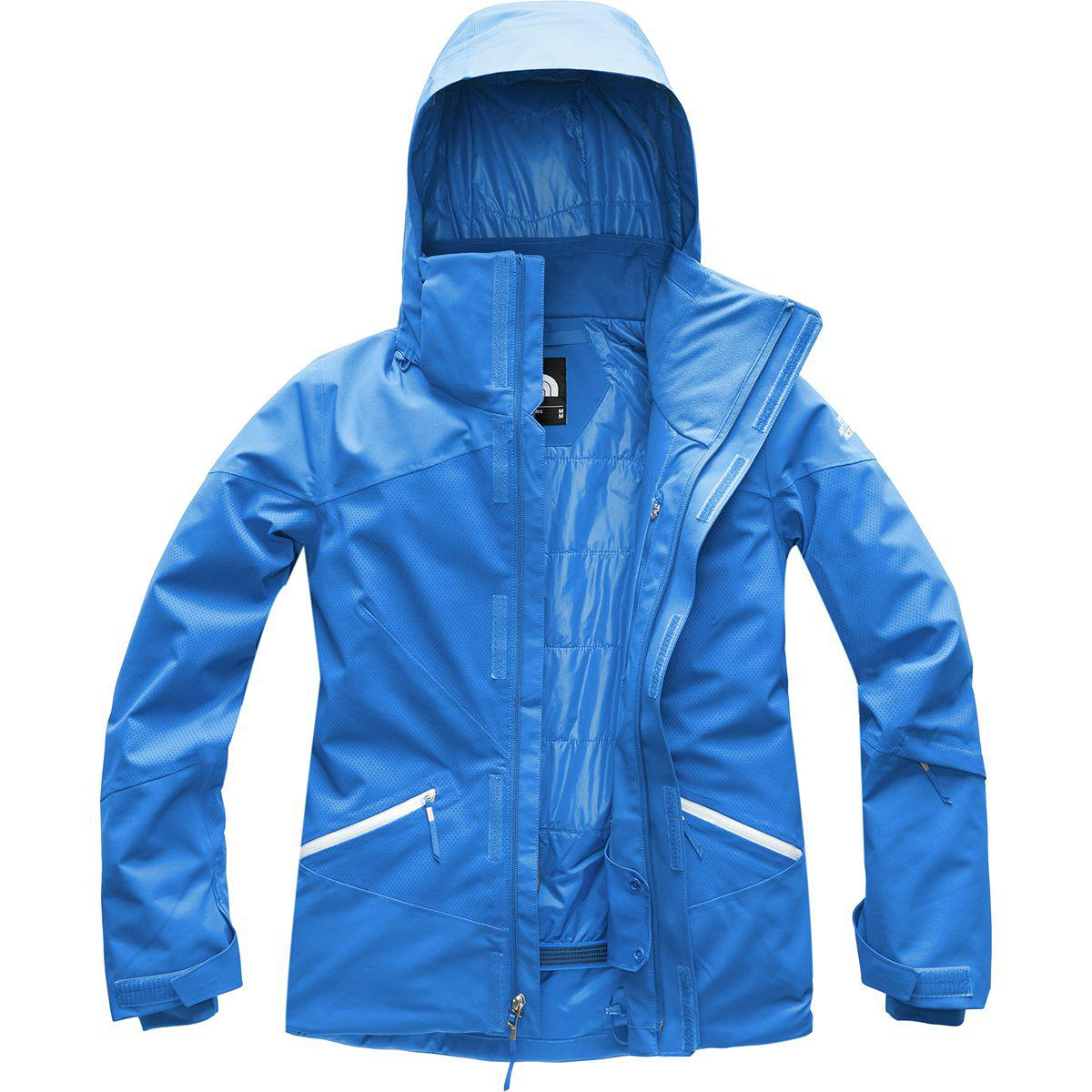 4332b9e5a Lyst - The North Face Lenado Insulated Jacket in Blue