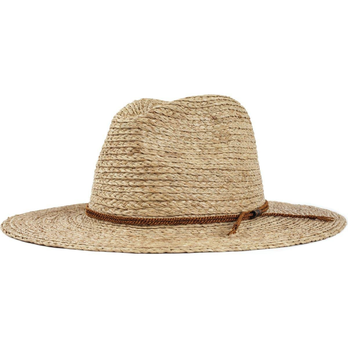 33df6a0adb12a Lyst - Brixton Sandoz Hat in Natural for Men