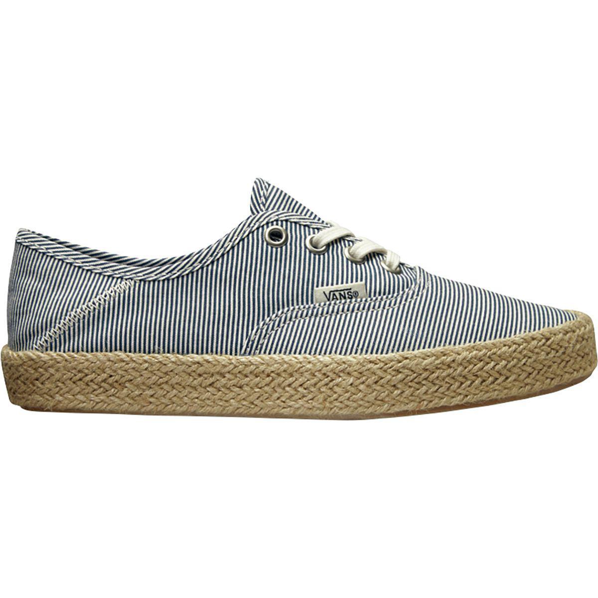 9876da02f Lyst - Vans Authentic Esp Shoe in Blue