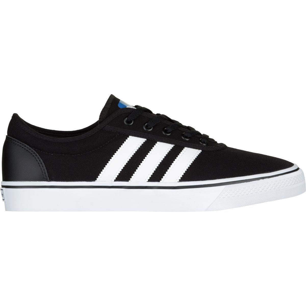 low priced cb0a4 234db adidas. Mens Black Adi-ease Skate Shoe