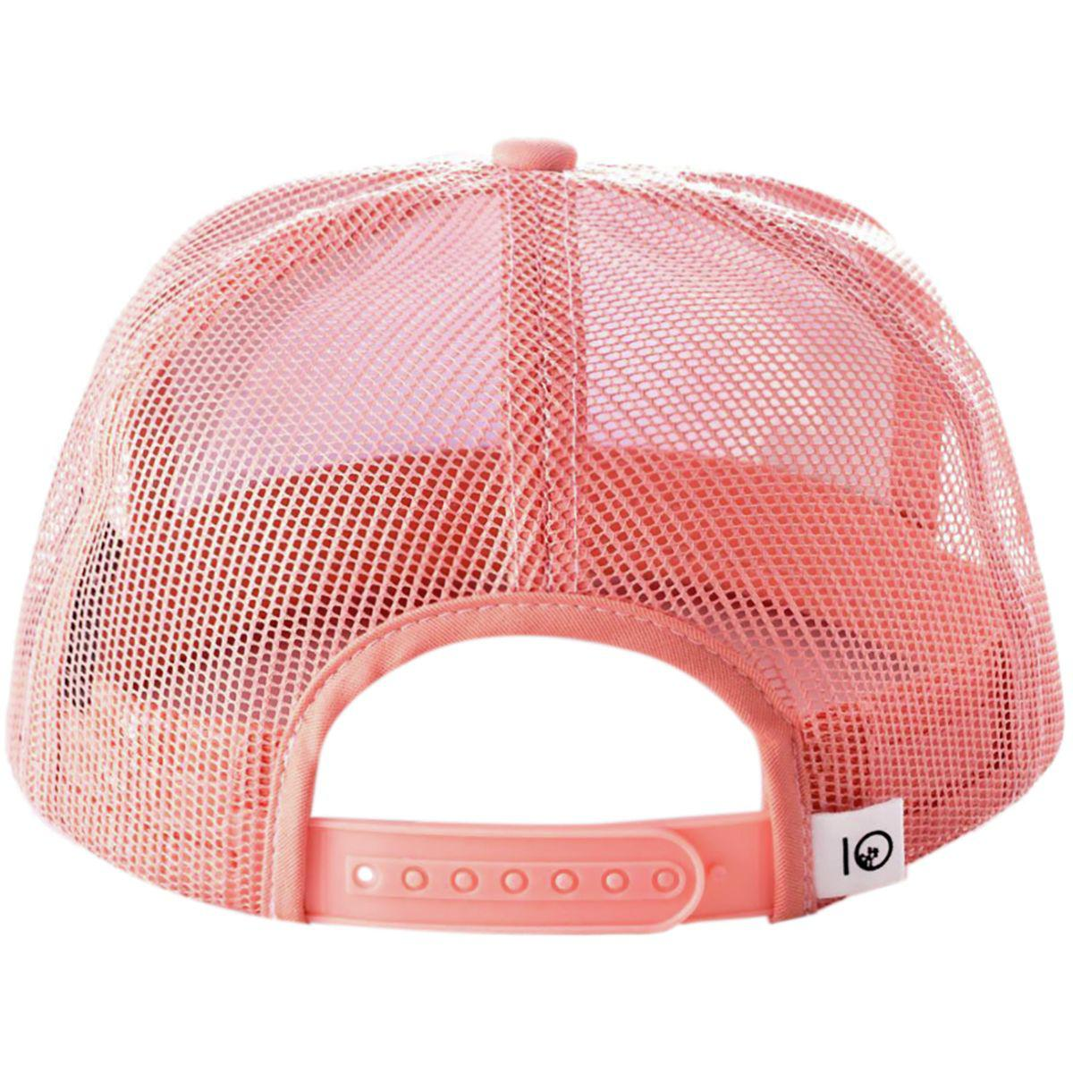 the latest 04c7b 5e2f4 ... order lyst tentree outlook trucker hat in pink 8e090 254c8