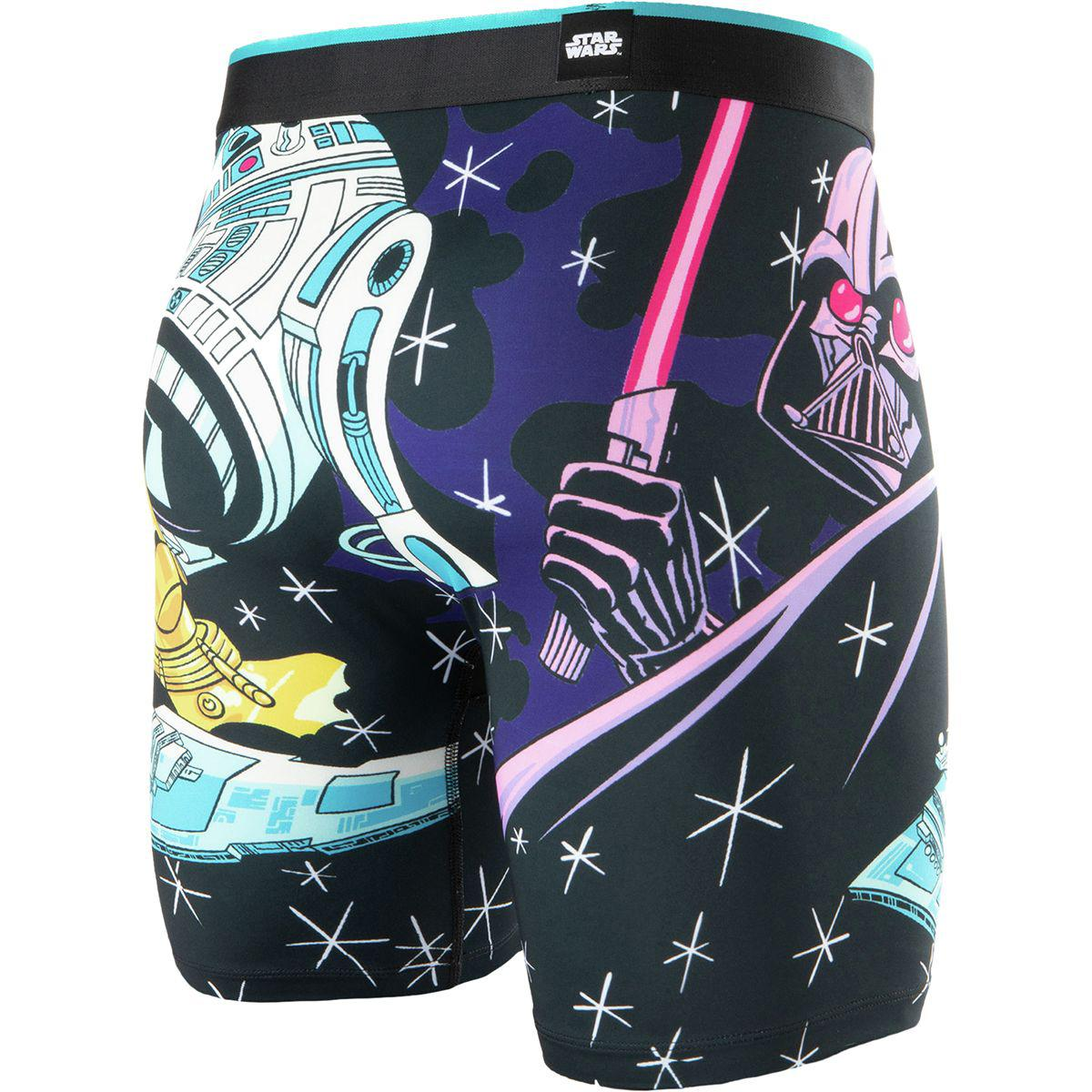 b580a130bc61 Stance - Black Vader R2 Boxer Brief for Men - Lyst. View fullscreen