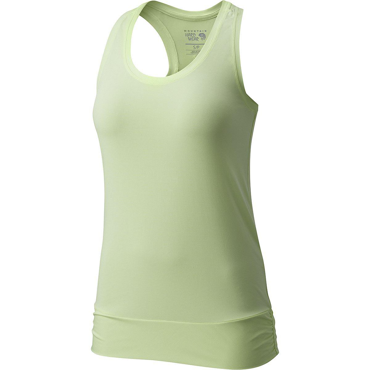 70a1c5e25d Lyst - Mountain Hardwear Wicked Lite Tank Top in Green