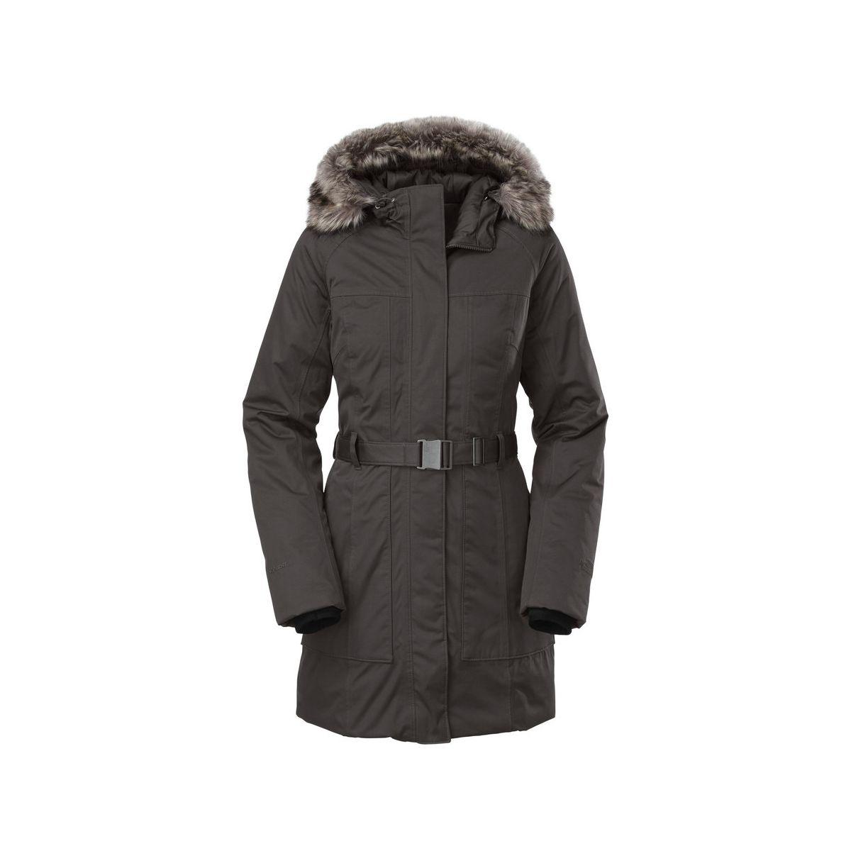 5d7896aac93 Lyst - The North Face Brooklyn Down Jacket in Gray