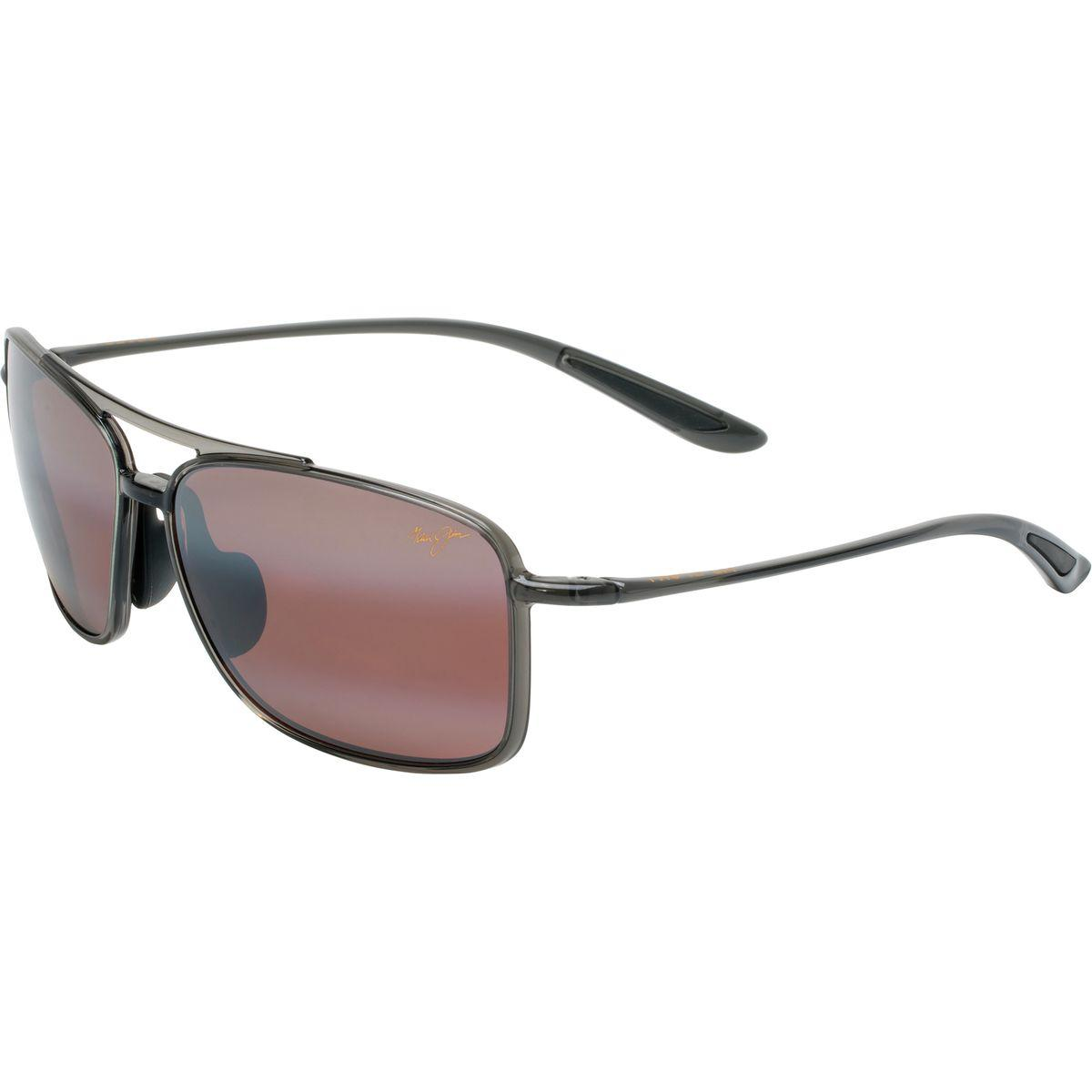 fe2767af090 Lyst - Maui Jim Kaupo Gap Sunglasses - Polarized in Black for Men