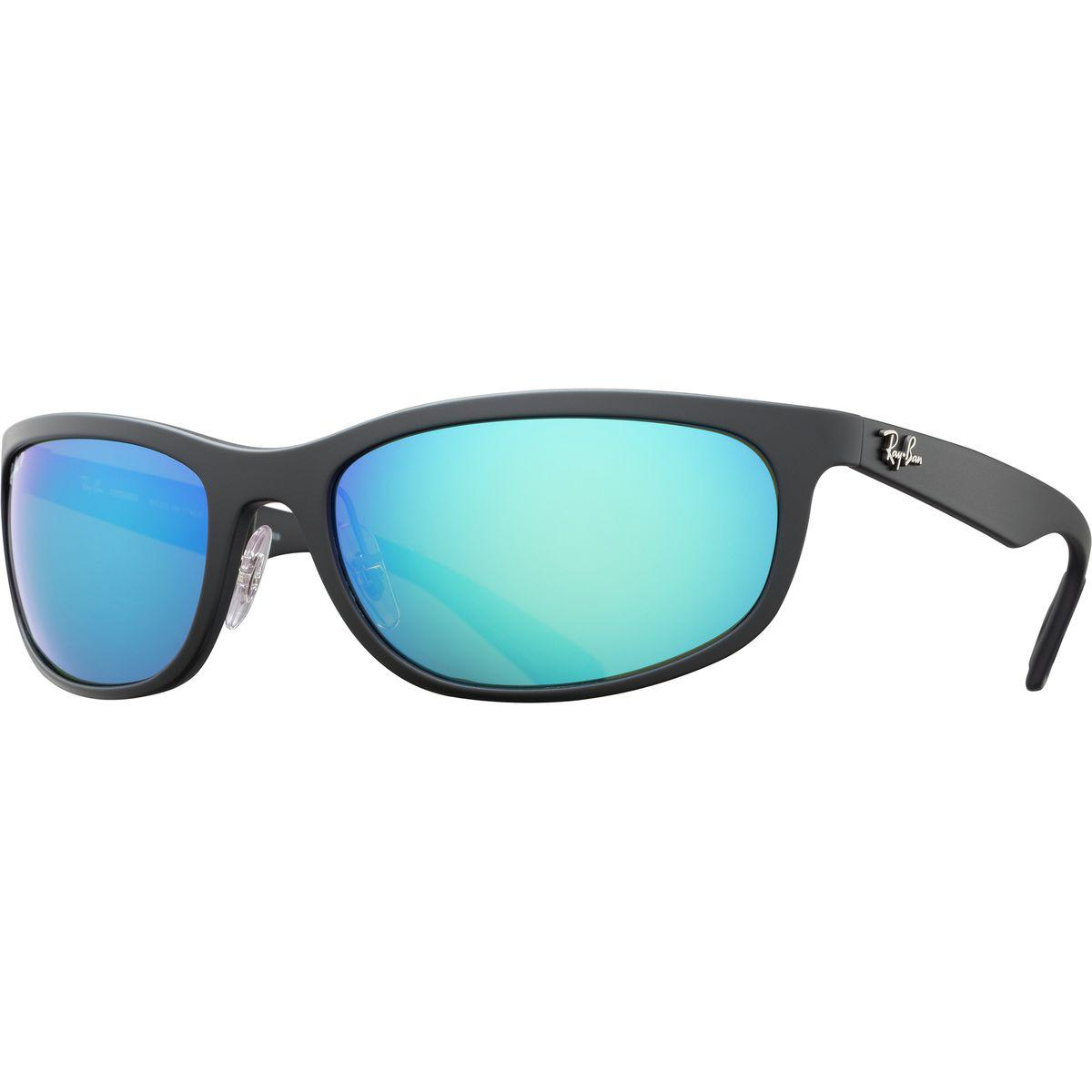 ad10795a5a promo code for lyst ray ban rb4265 chromance sunglasses polarized in blue  for men 97614 44b65