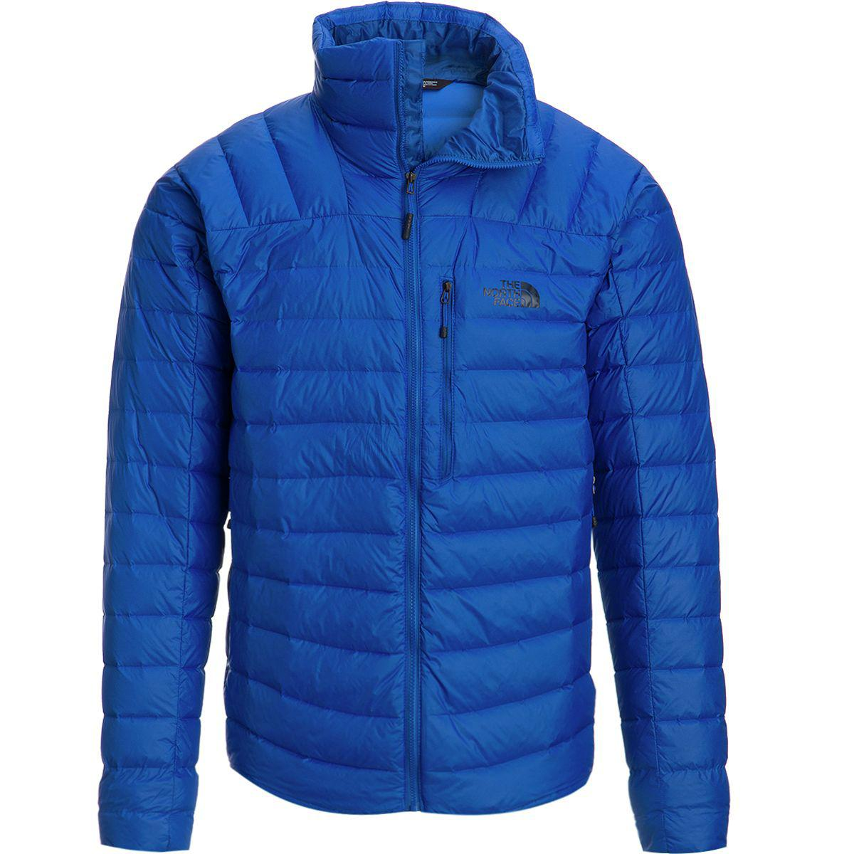 Lyst - The North Face Morph Down Jacket in Blue for Men 46f764e3b