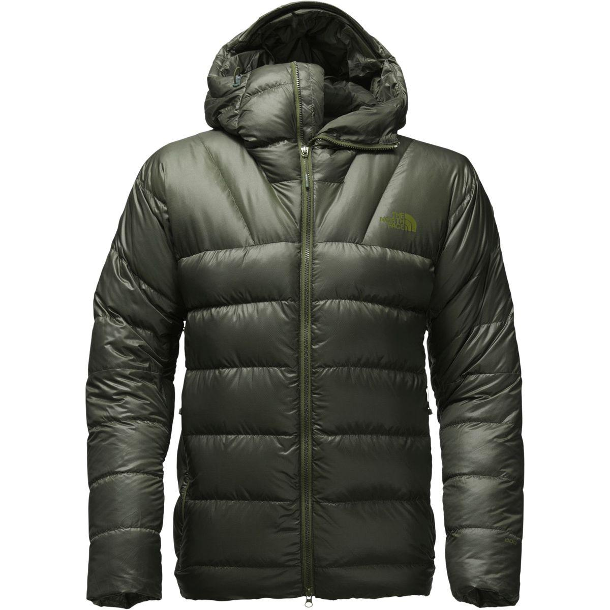... australia lyst the north face immaculator hooded down parka in green  for men c177b 684b9 3e79a72d3