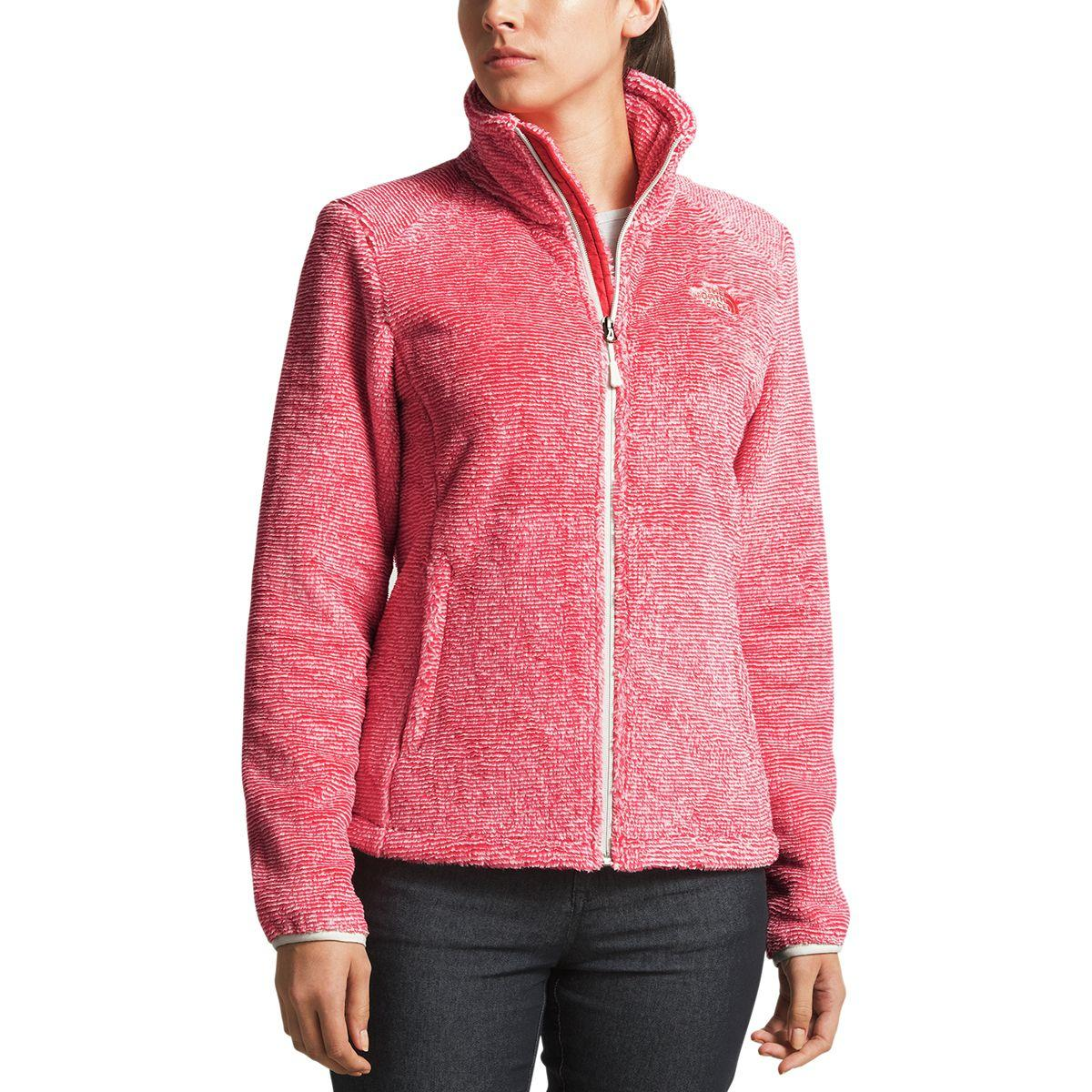9c63e614001e Lyst - The North Face Osito 2 Fleece Jacket in Pink