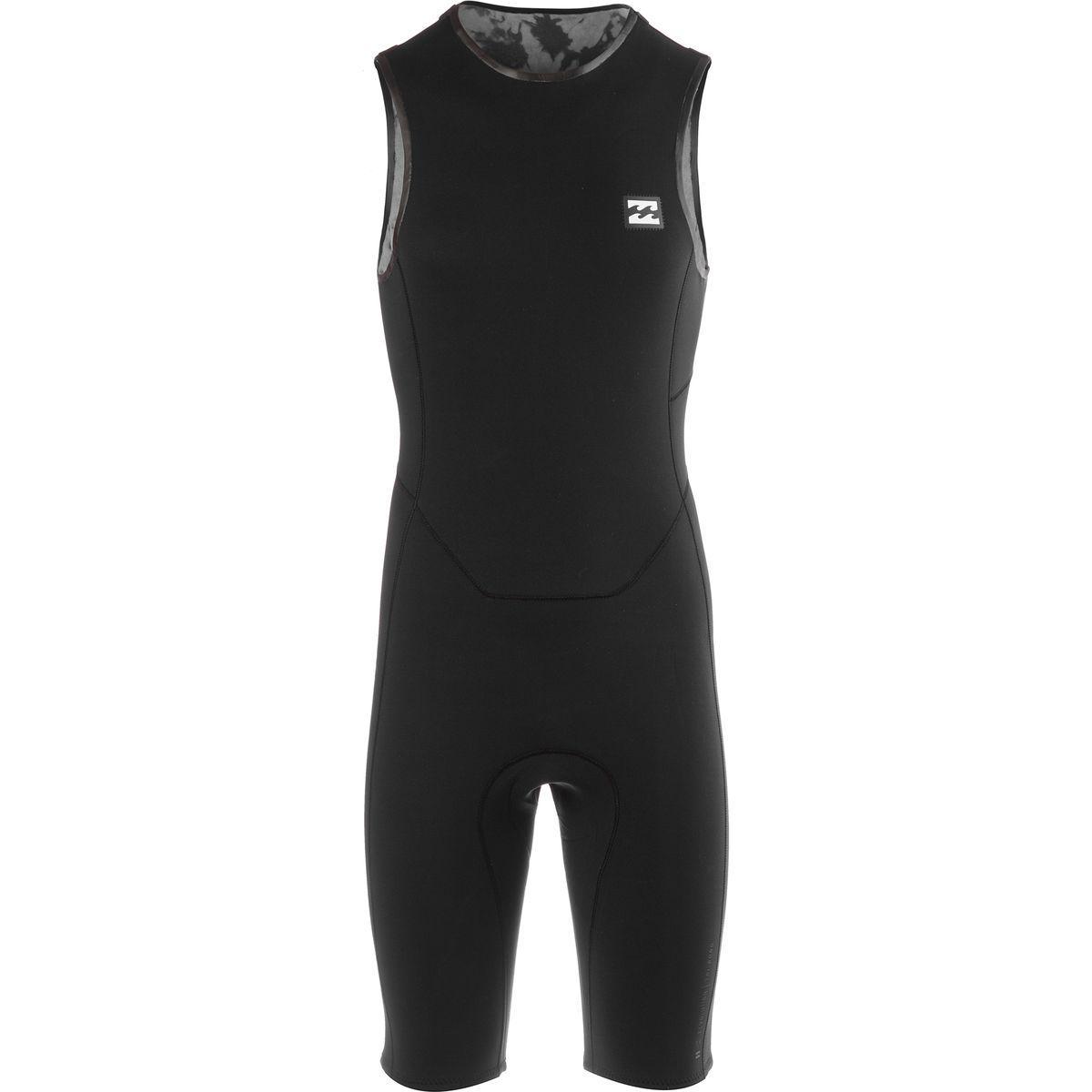 Lyst - Billabong 202 Revolution Reversible Wetsuit in Black for Men 461579ef7