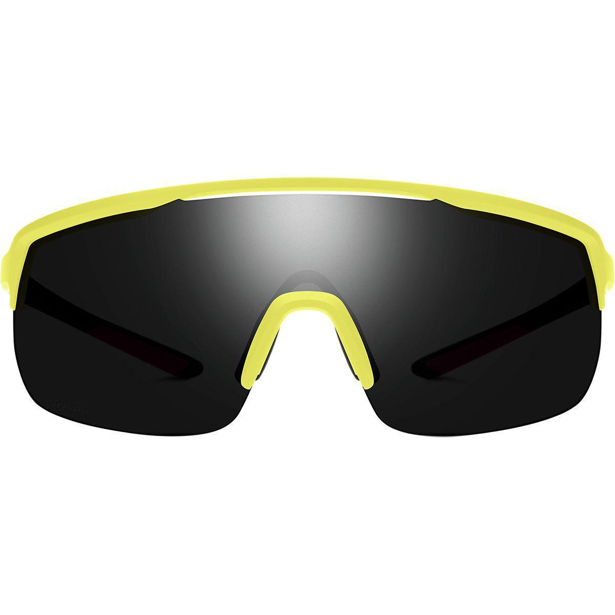 3b59894e1f Lyst - Smith Trackstand Chromapop Sunglasses in Black for Men