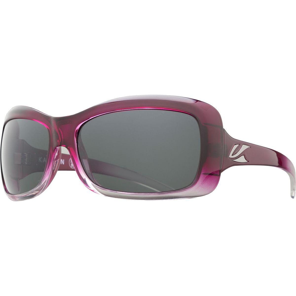 ed7484eb1b Lyst - Kaenon Georgia Sunglasses - Polarized in Gray