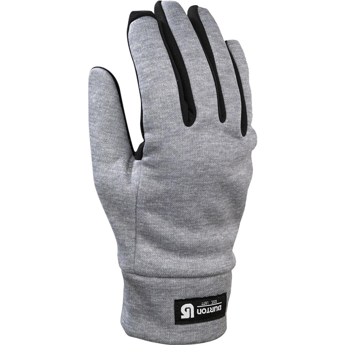 ac119a594 Burton Touch N Go Glove Liner in Gray for Men - Lyst