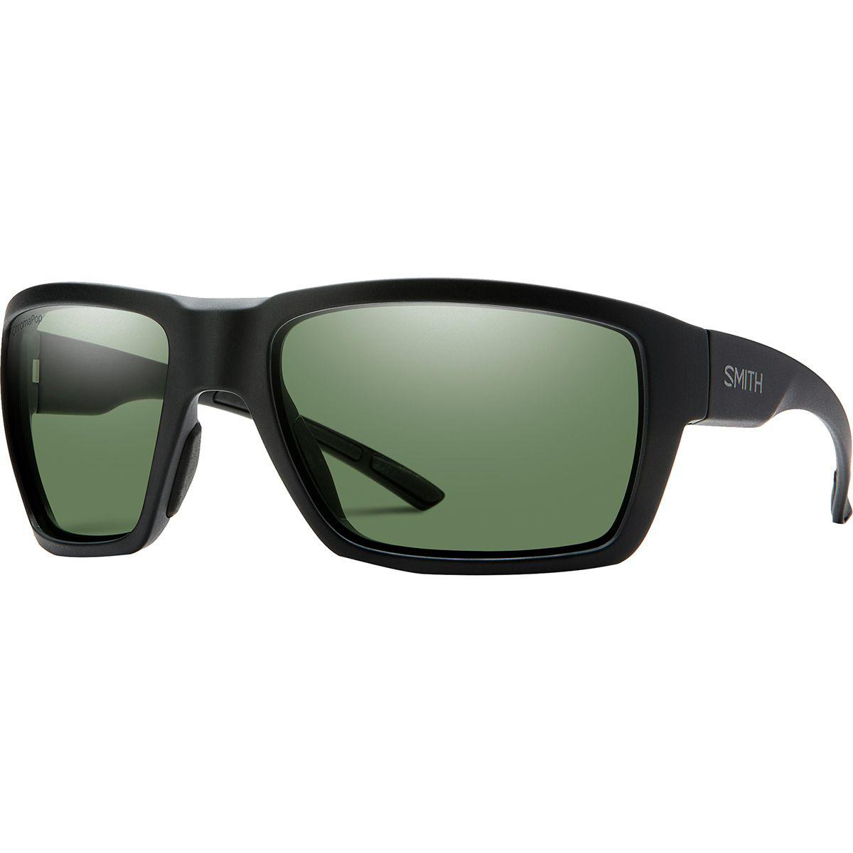 8afe3e966c7 Lyst - Smith Highwater Chromapop+ Polarized Sunglasses in Green for ...