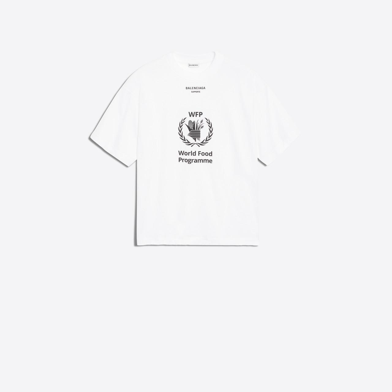 f3c006c563246 Balenciaga World Food Programme Cotton Cap