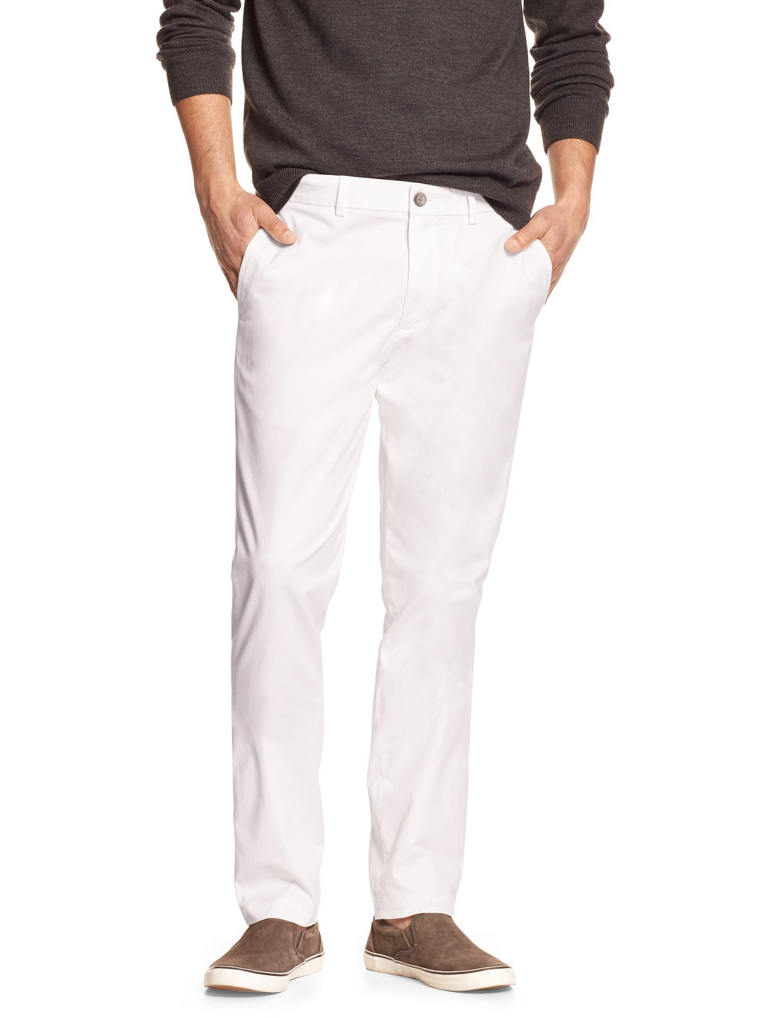 10b940acea Lyst - Banana Republic Factory Fulton Skinny-fit Stretch Chino in ...