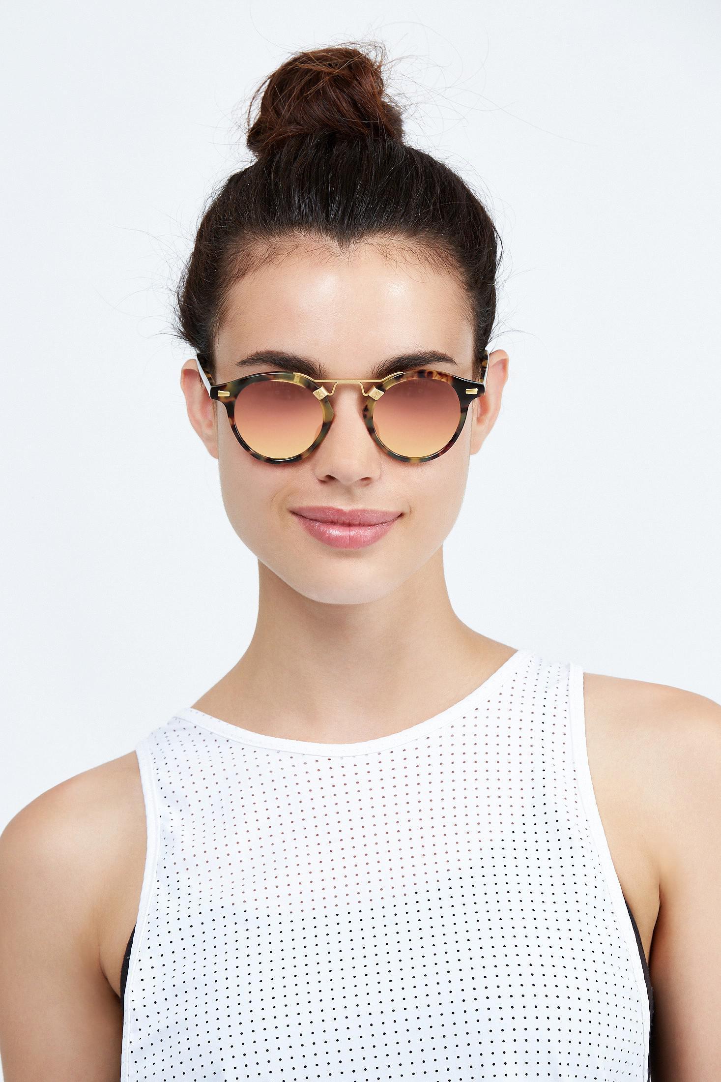 cb3dabd4e52 Lyst - Krewe St. Louis Sunglasses