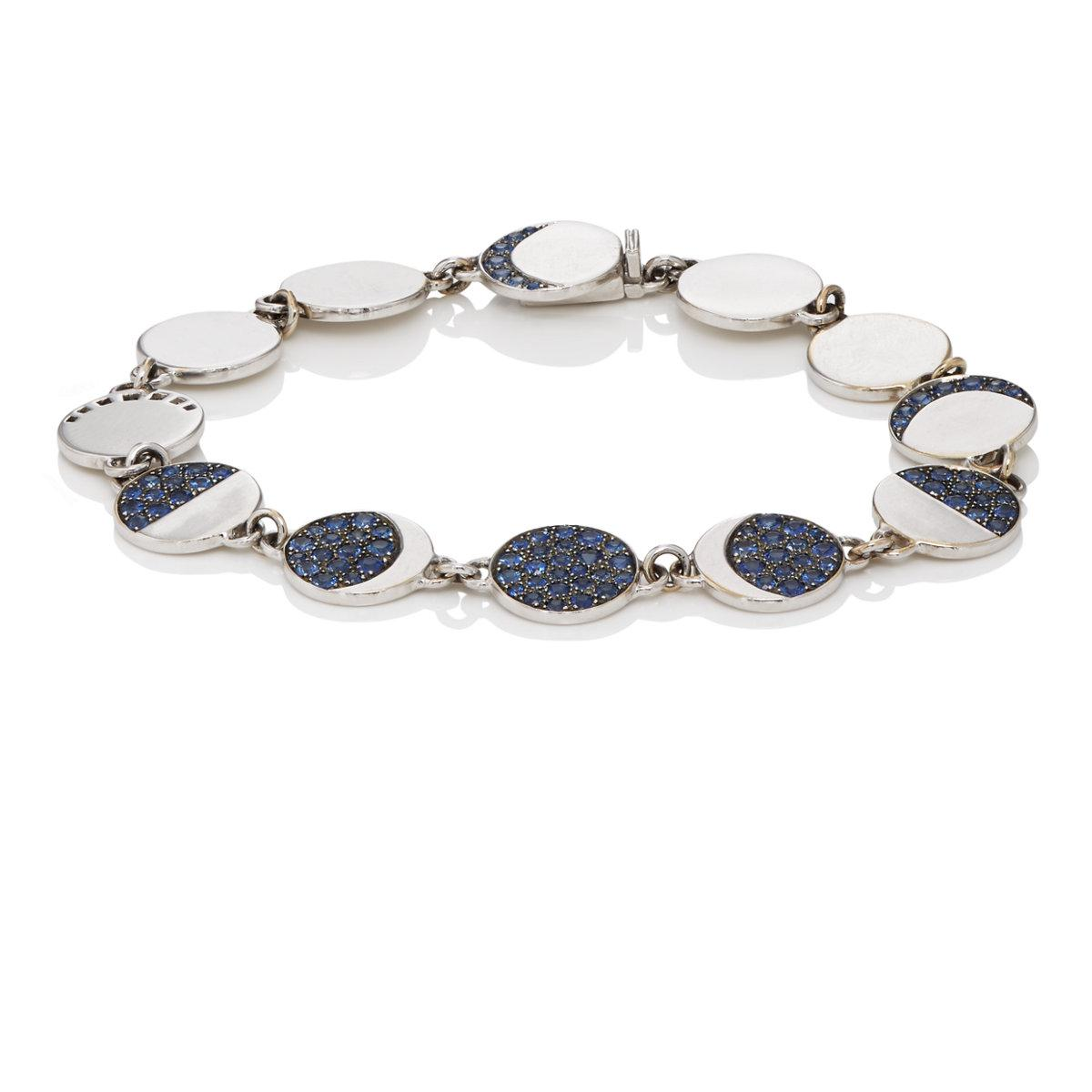 Pamela Love Womens Moon Phase Bracelet Q5pstD0An