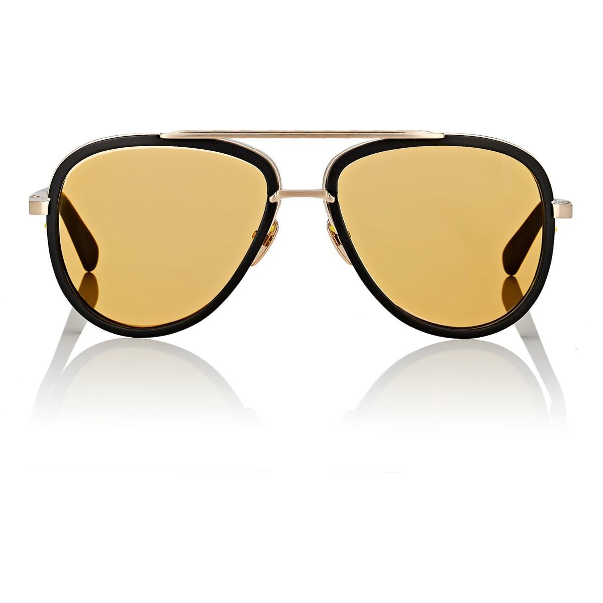5fec68a73ed Lyst - DITA Mach-two Sunglasses in Black for Men