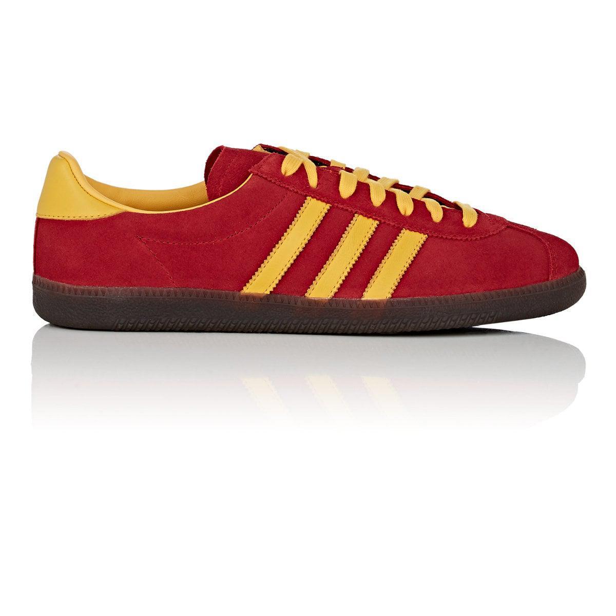 lyst adidas spiritus spzl scarpe in rosso per gli uomini.