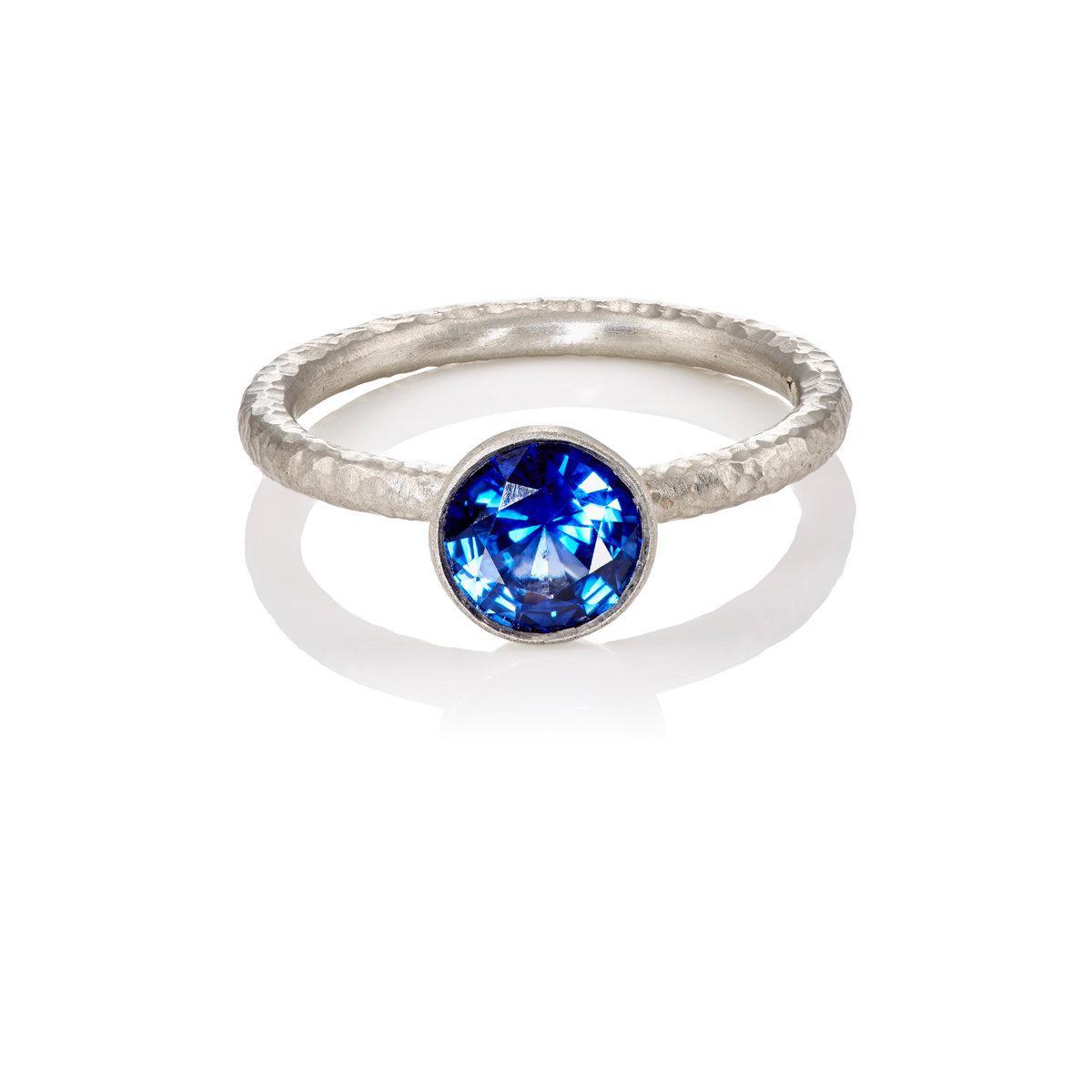 Malcolm Betts Womens Yellow Sapphire Ring ImxCq27