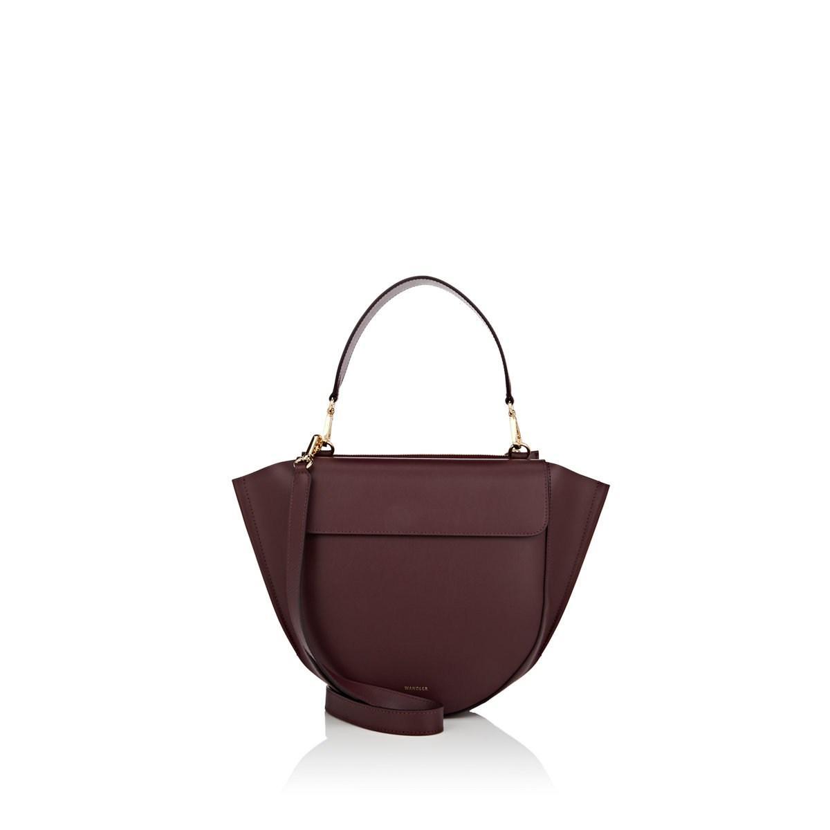 f1149524f6 Wandler Hortensia Medium Leather Shoulder Bag in Purple - Lyst
