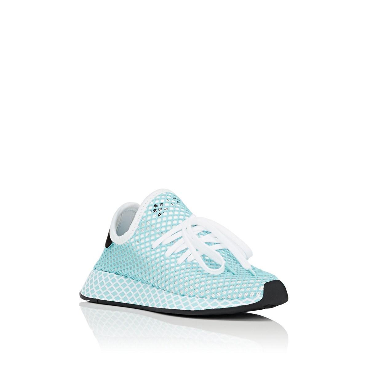 25777bbd6882c Adidas - Blue Deerupt Parley Sneakers - Lyst. View fullscreen