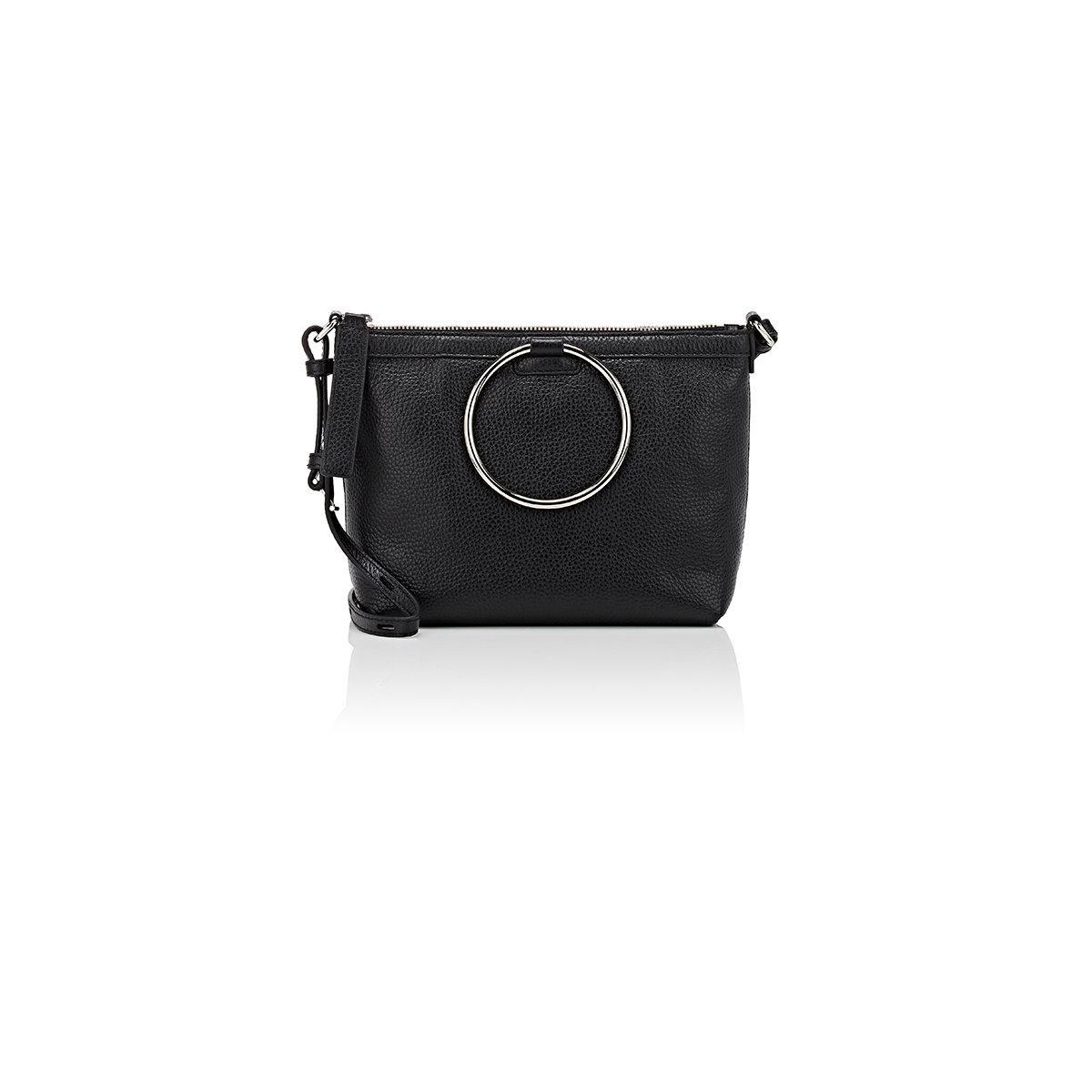 Black Ring Crossbody Bag Kara p7GMgPS