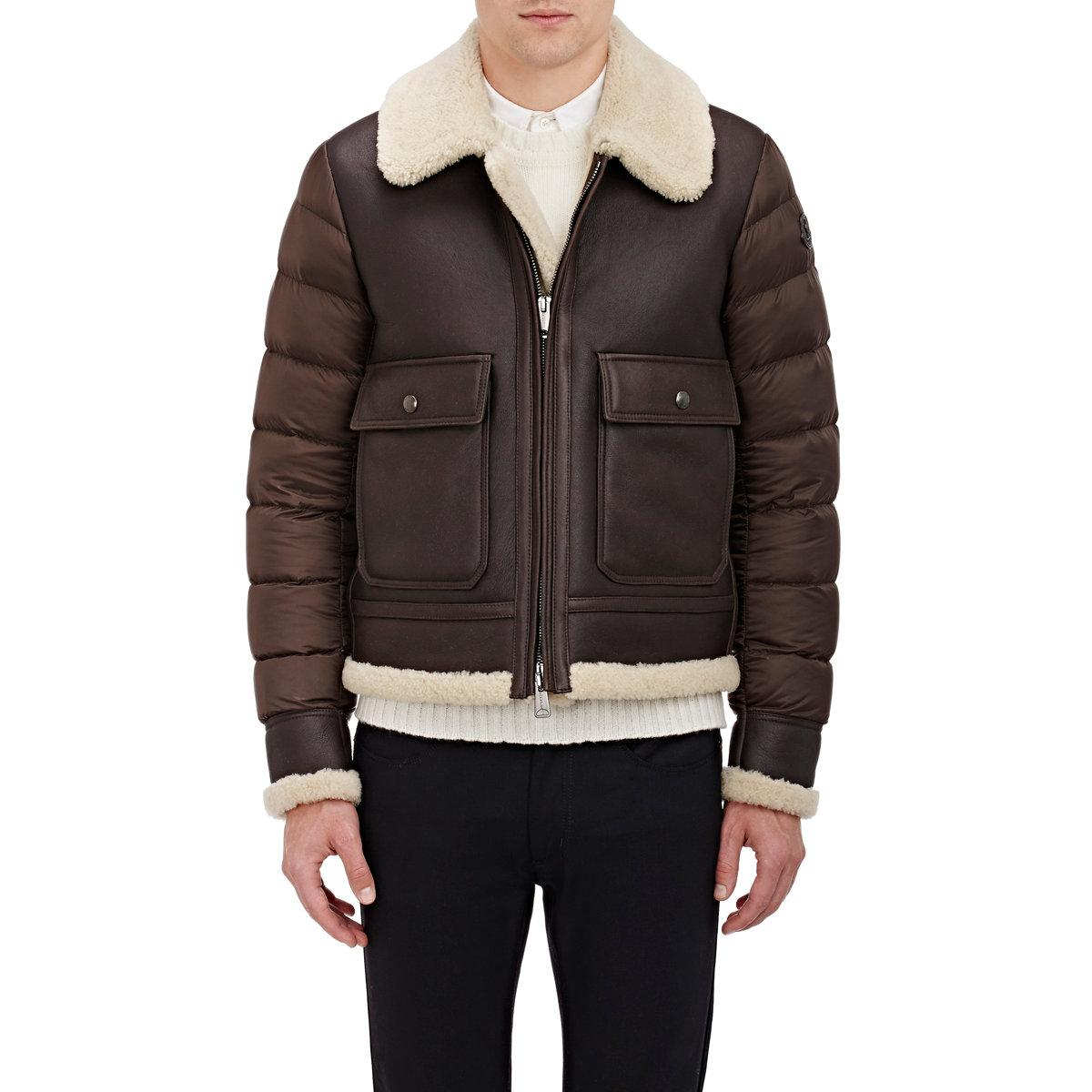 Burberry Brit Quilted Aviator Jacket pictures