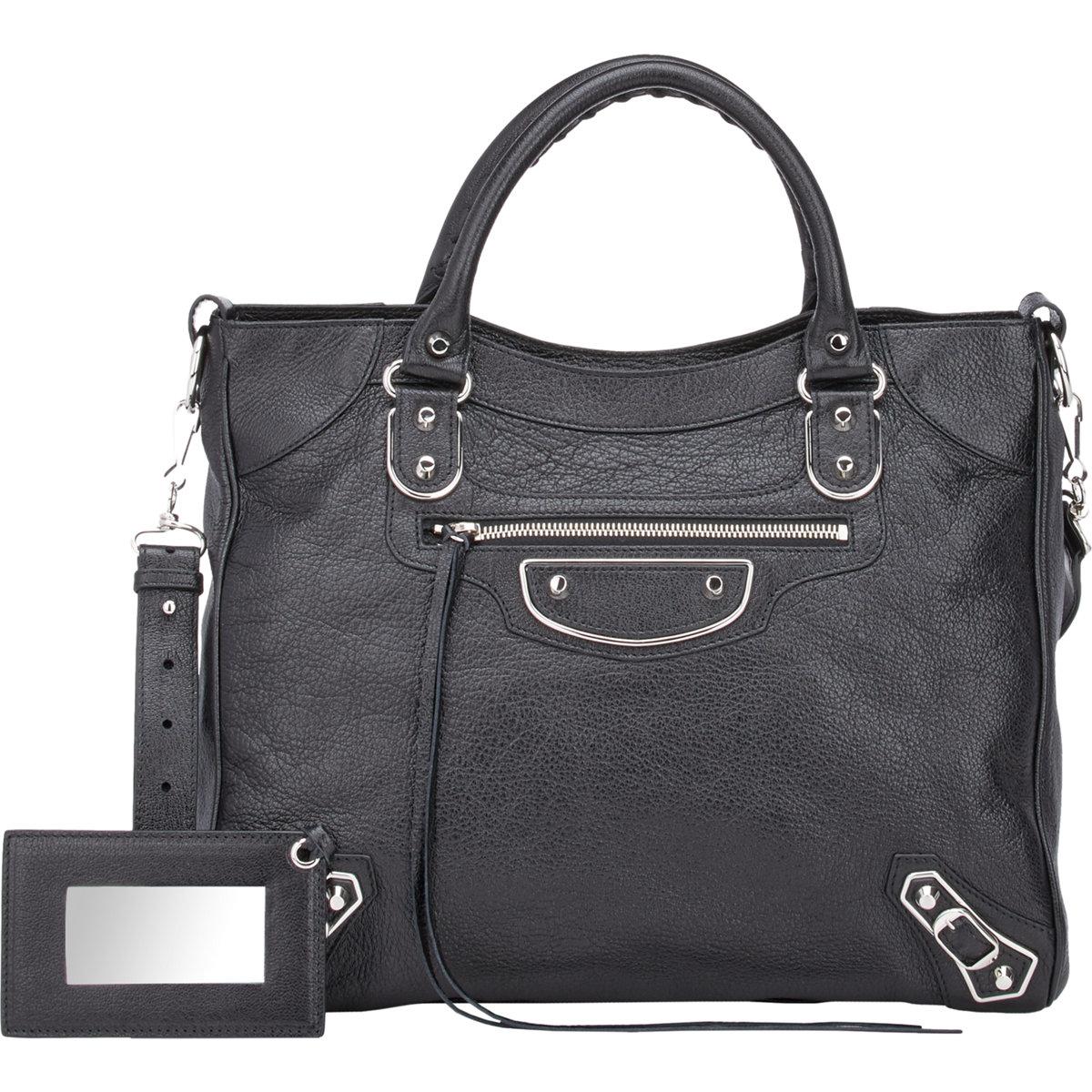 Balenciaga metallic edge velo in black lyst for Balenciaga new york store