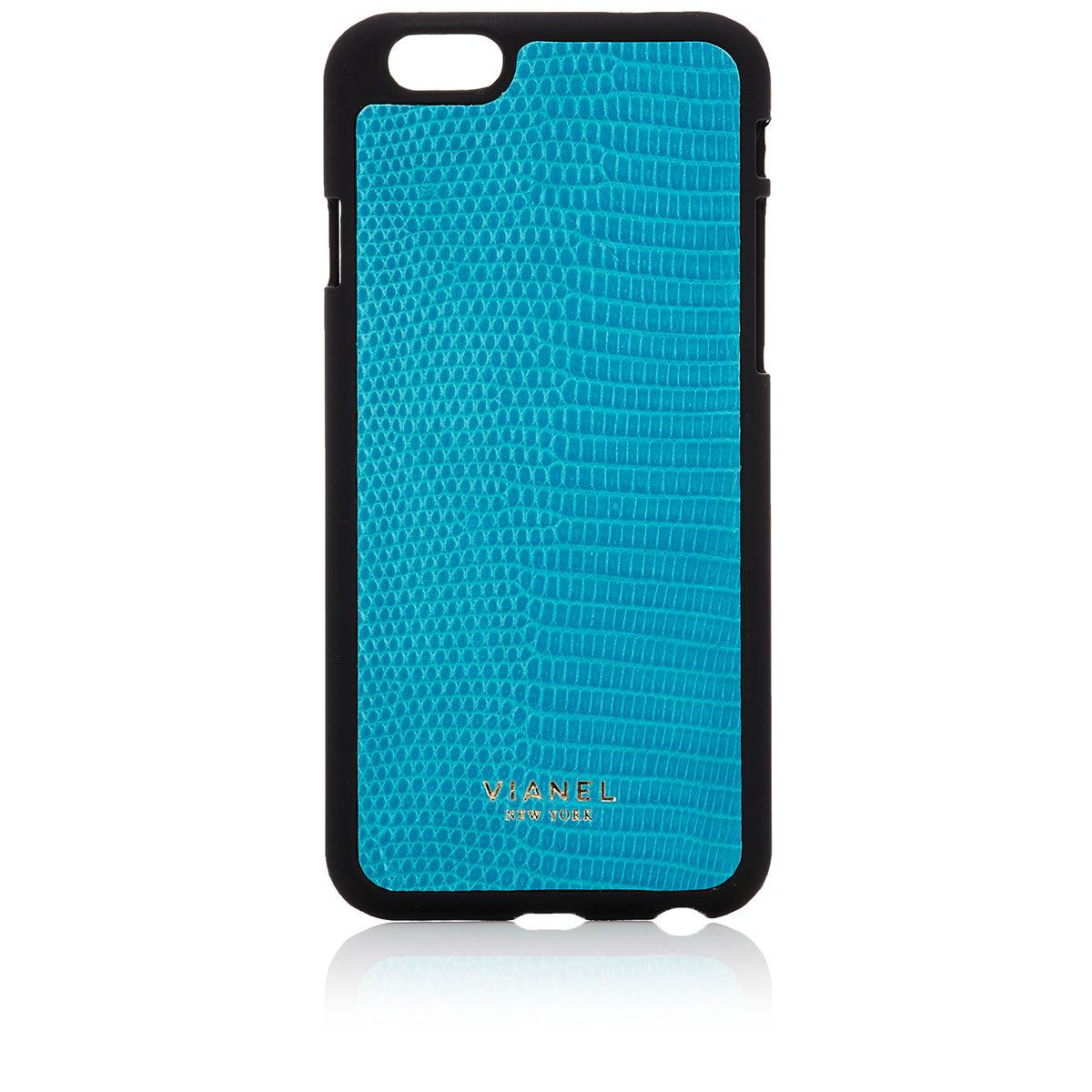Vianel Lizard Iphone® 6 Case in Blue