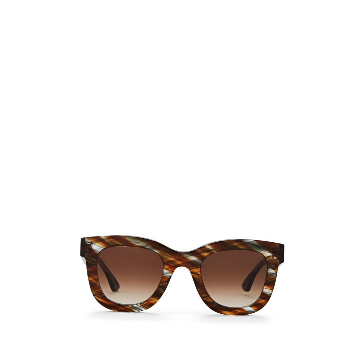 a0d94a5b13 Lyst - Thierry Lasry Gambly Sunglasses in Brown
