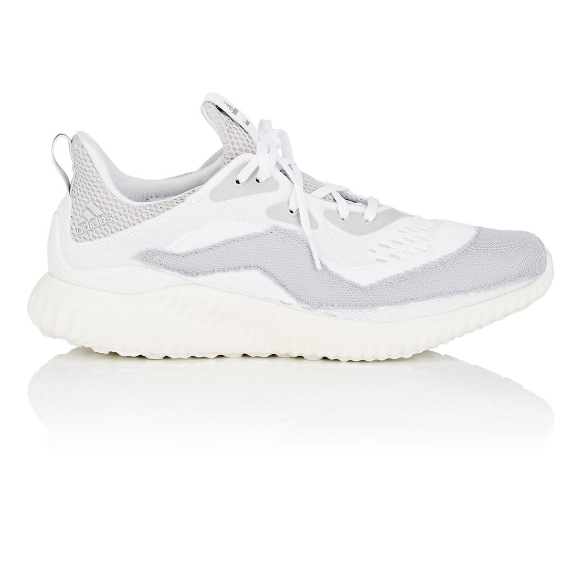 Adidas Originals AlphaBounce zapatillas en blanco Lyst