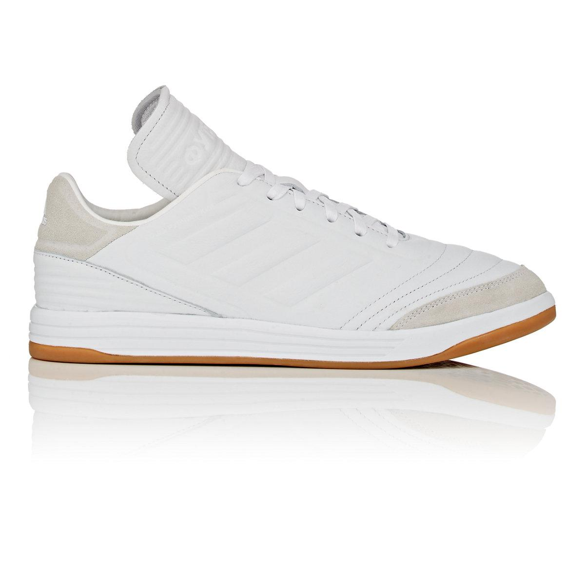 cheap for discount 52fdd 55151 Gosha Rubchinskiy. Mens White Copa 17.2 Leather Sneakers