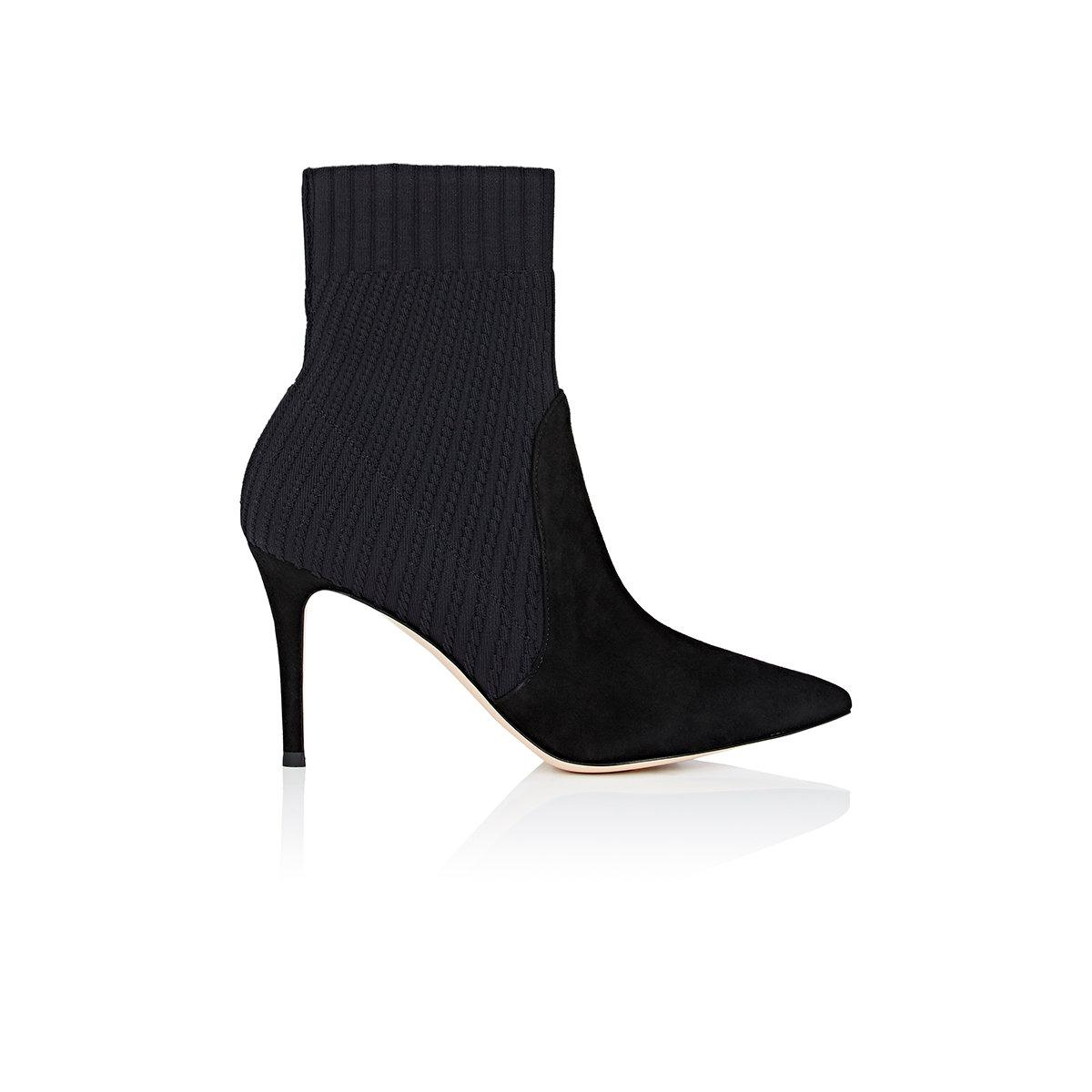 Gianvito Rossi Ankle boots G05865 Mid Cut suede twr534AZHy