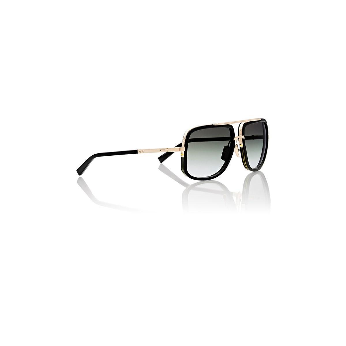 b0bebb714f74 Dita - Black Mach One Sunglasses for Men - Lyst. View fullscreen