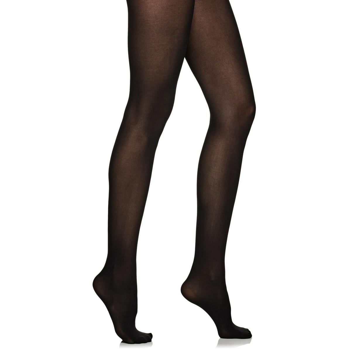 39230fd4728 Lyst - Wolford Velvet De Luxe 50 Tights in Black