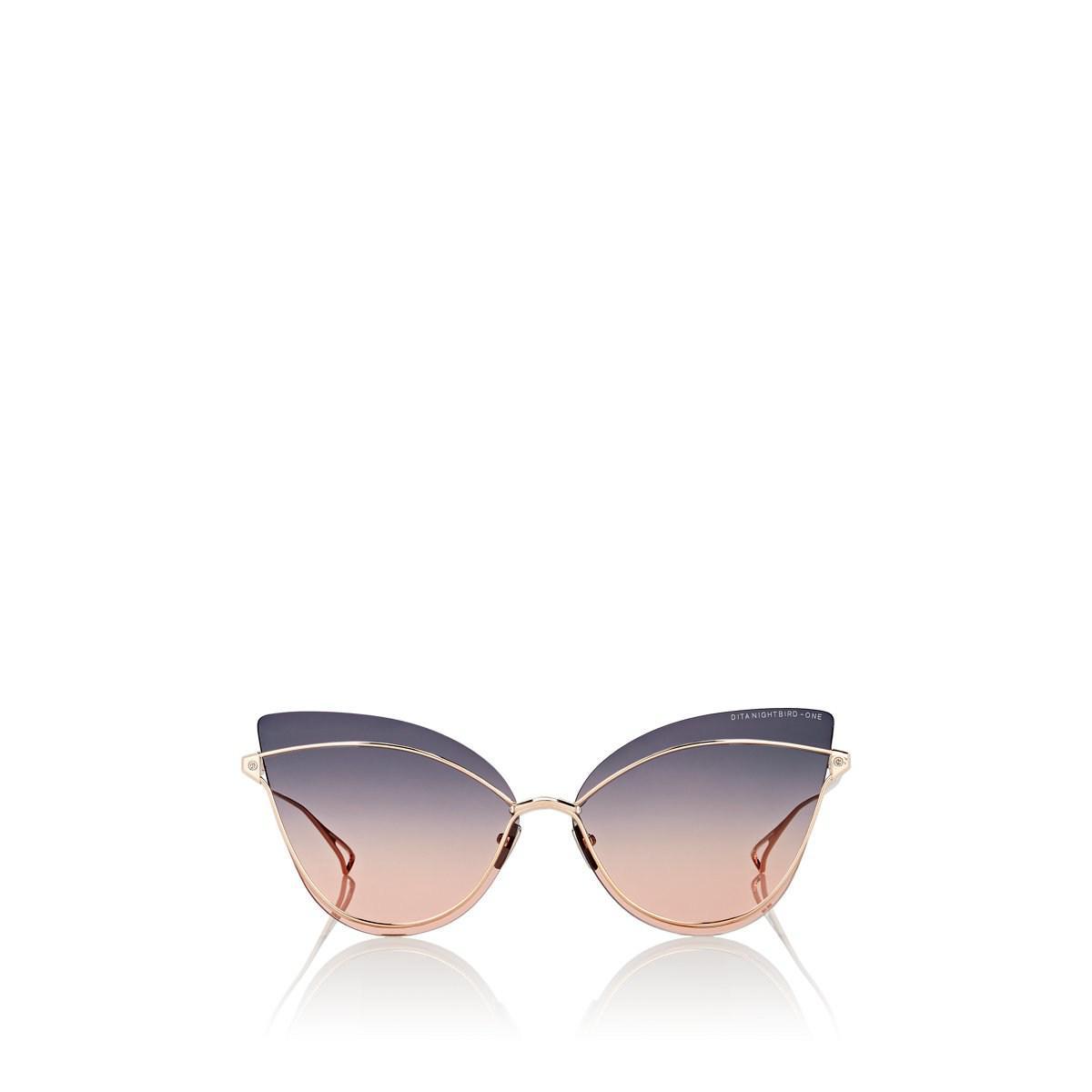 ff4fcbfc88221 Lyst - DITA Nightbird-one Sunglasses in Pink