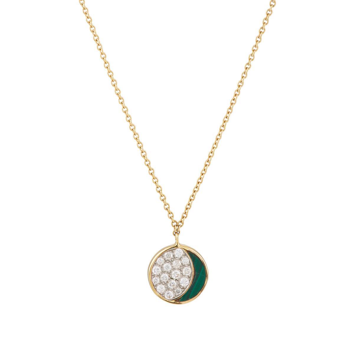 Womens Iris Pendant Necklace Pamela Love 9mlU6D6iD